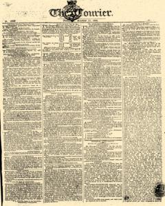 Courier, March 11, 1806, Page 1