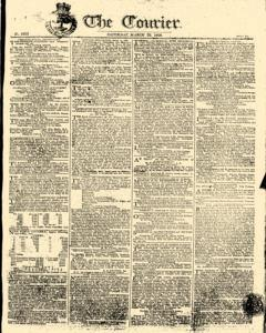 Courier, March 22, 1806, Page 1