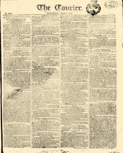 Courier, June 04, 1806, Page 1