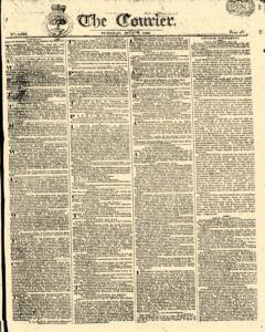 Courier, July 01, 1806, Page 1