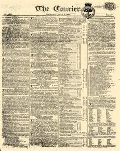 Courier, July 03, 1806, Page 1