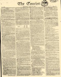 Courier, July 10, 1806, Page 1