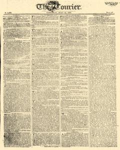 Courier, July 12, 1806, Page 1