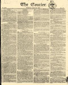 Courier, July 29, 1806, Page 1
