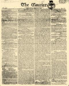 Courier, July 30, 1806, Page 1