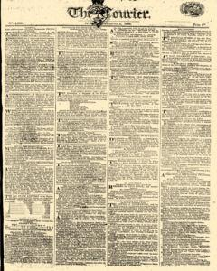 Courier, August 05, 1806, Page 1
