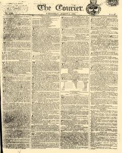 Courier, August 06, 1806, Page 1