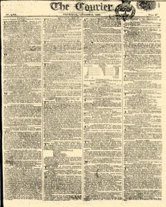 Courier, August 07, 1806, Page 1