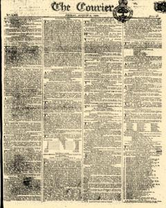 Courier, August 08, 1806, Page 1