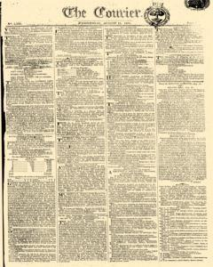 Courier, August 13, 1806, Page 1
