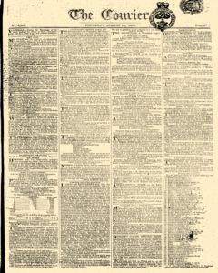 Courier, August 14, 1806, Page 1