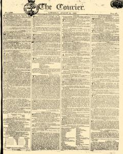 Courier, August 16, 1806, Page 1