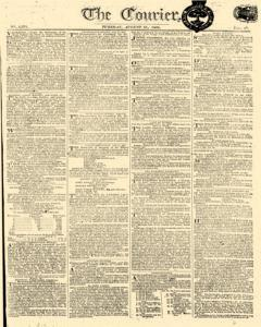 Courier, August 19, 1806, Page 1