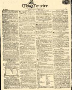 Courier, August 22, 1806, Page 1