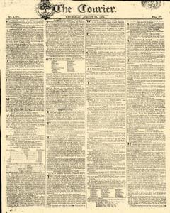 Courier, August 28, 1806, Page 1