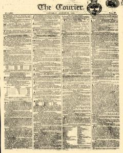 Courier, August 30, 1806, Page 1