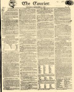 Courier, September 04, 1806, Page 1