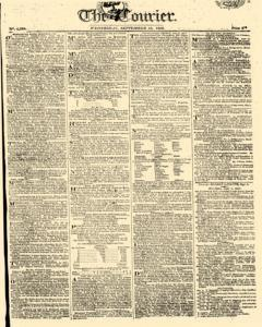 Courier, September 10, 1806, Page 1