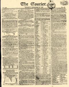 Courier, September 18, 1806, Page 1