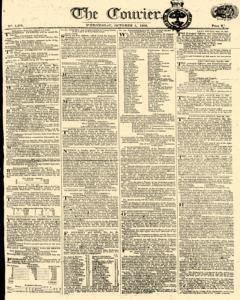 Courier, October 01, 1806, Page 1