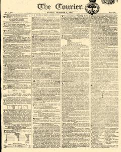 Courier, October 03, 1806, Page 1