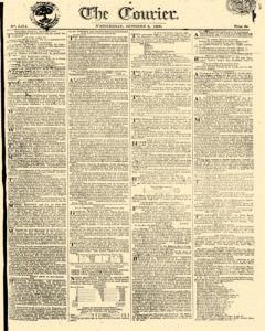 Courier, October 08, 1806, Page 1