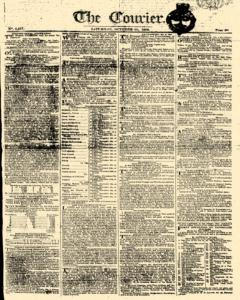 Courier, October 11, 1806, Page 1