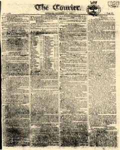 Courier, October 14, 1806, Page 1