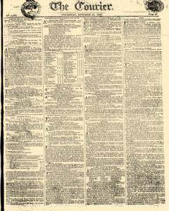 Courier, October 16, 1806, Page 1