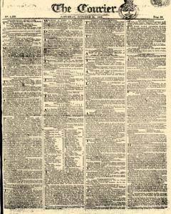 Courier, October 18, 1806, Page 1