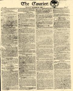 Courier, October 20, 1806, Page 1