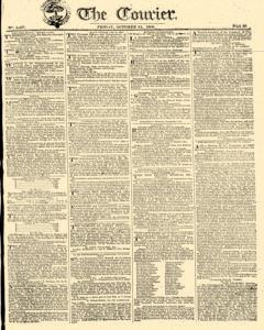 Courier, October 24, 1806, Page 1