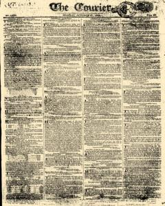 Courier, October 27, 1806, Page 1