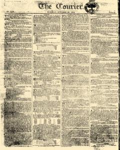Courier, October 28, 1806, Page 1