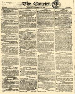 Courier, November 03, 1806, Page 1