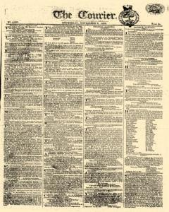 Courier, November 06, 1806, Page 1