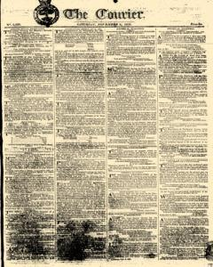 Courier, November 08, 1806, Page 1