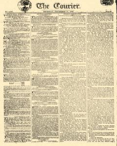 Courier, November 13, 1806, Page 1