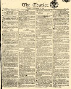 Courier, November 14, 1806, Page 1