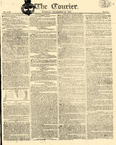Courier, November 18, 1806, Page 1