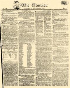 Courier, November 19, 1806, Page 1