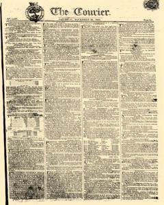 Courier, November 29, 1806, Page 1