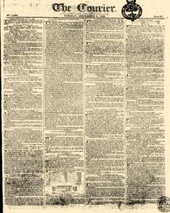 Courier, December 02, 1806, Page 1