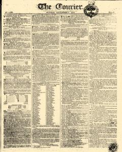 Courier, December 08, 1806, Page 1