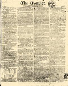 Courier, December 31, 1806, Page 1
