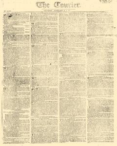 Courier, January 02, 1809, Page 1