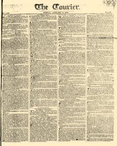 Courier, January 06, 1809, Page 1