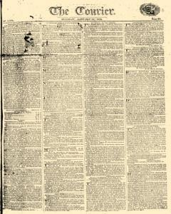 Courier, January 17, 1809, Page 1