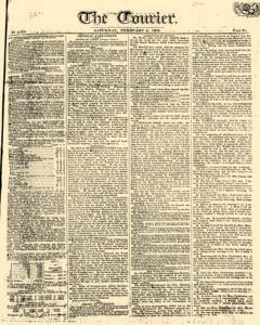 Courier, February 04, 1809, Page 1