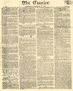 Courier, February 15, 1809, Page 1